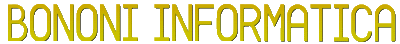 Bononi Informatica Shop Online
